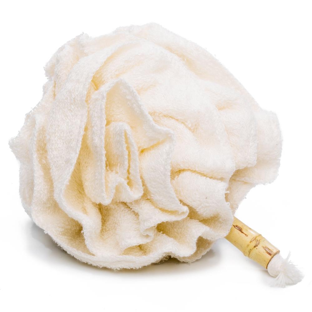 Waschrose / Frottee-Wasch-Rose