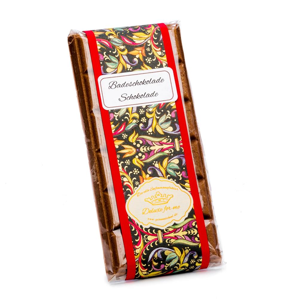Badeschokolade Schokolade 100g