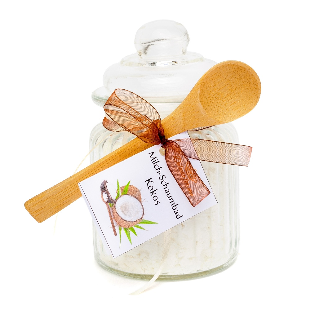 Milch-Schaumbad Kokos