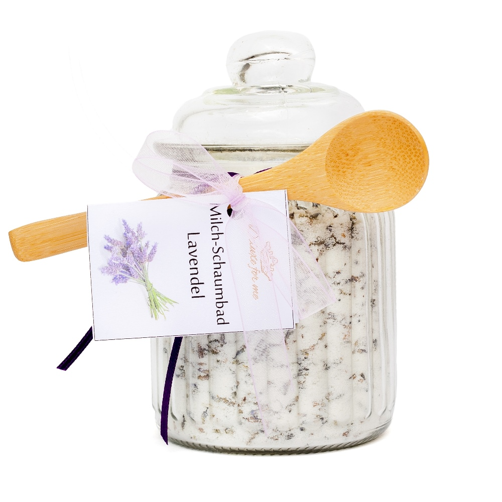 Milch-Schaumbad Lavendel
