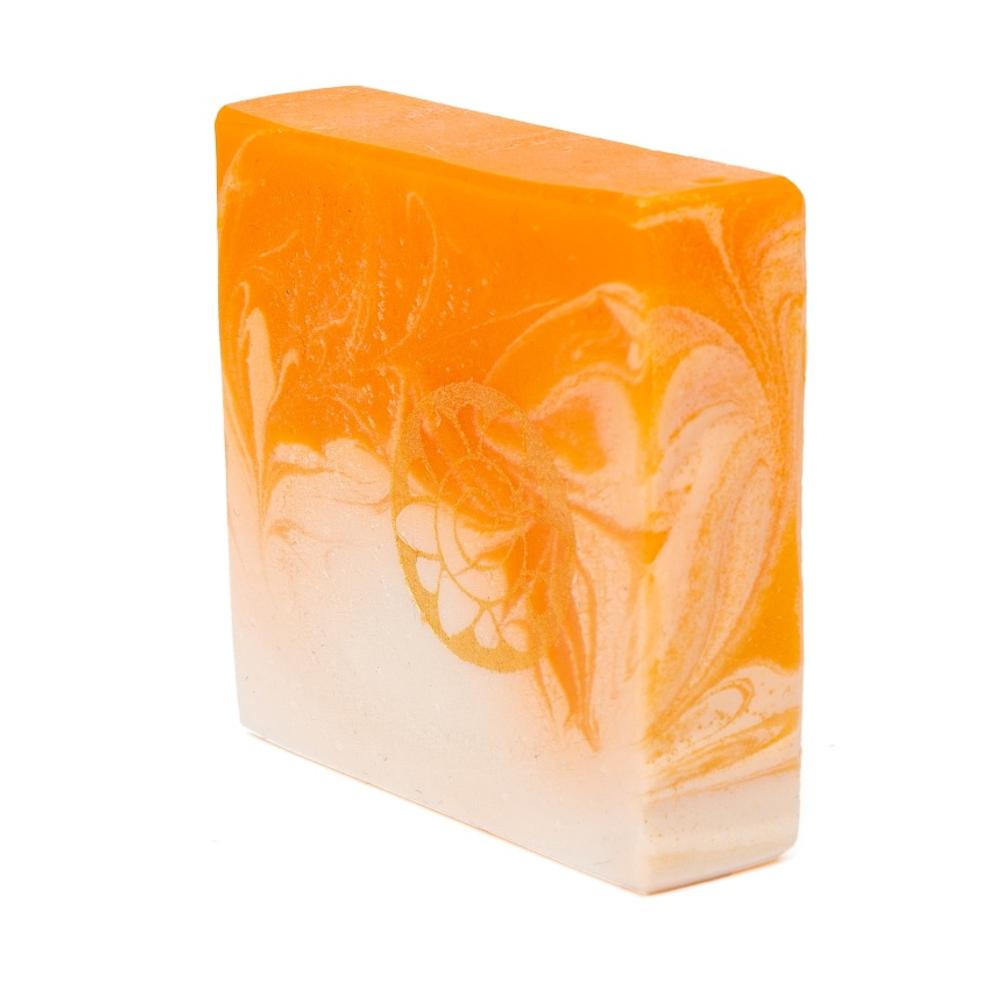 Duschbutter Orangeini (ohne Verpackung)