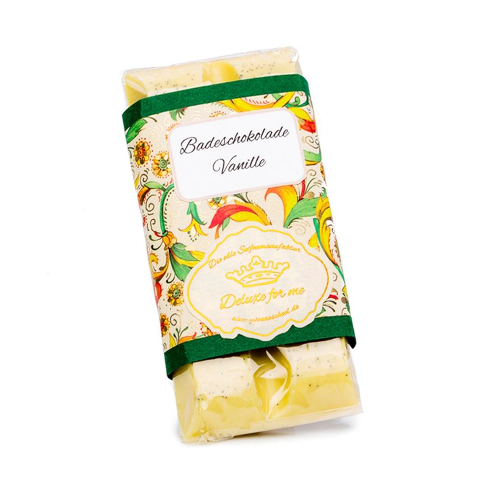 Badeschokolade Vanille 30g
