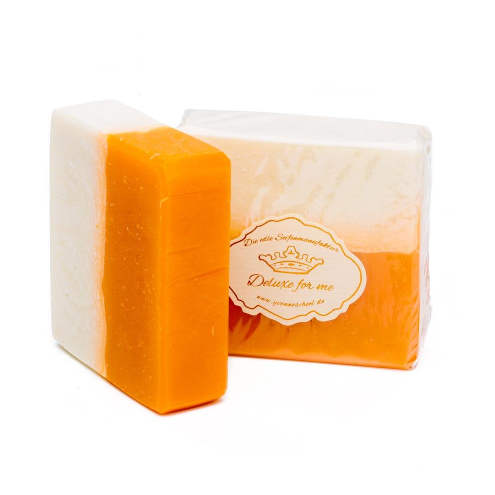 Apfel – Zimt – Orangen Seife
