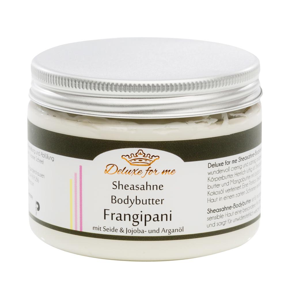 Bodybutter-Sheasahne Frangipani