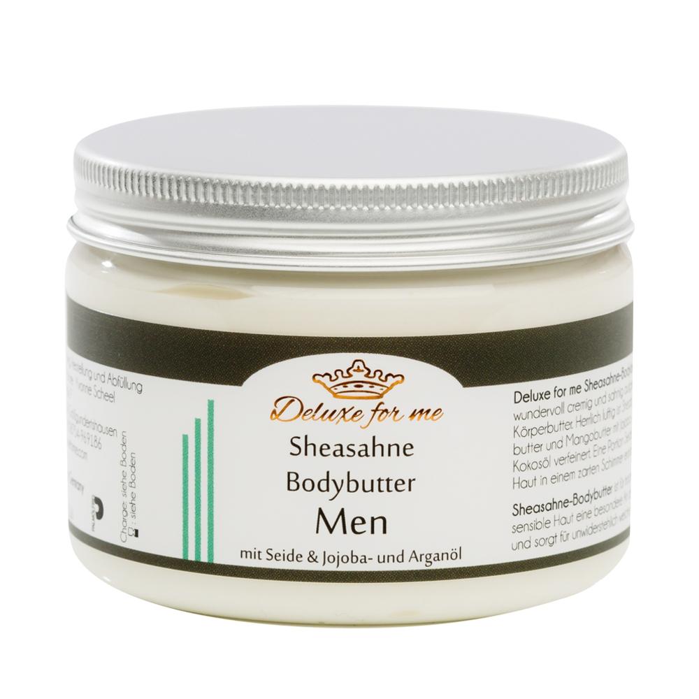 Bodybutter-Sheasahne Men
