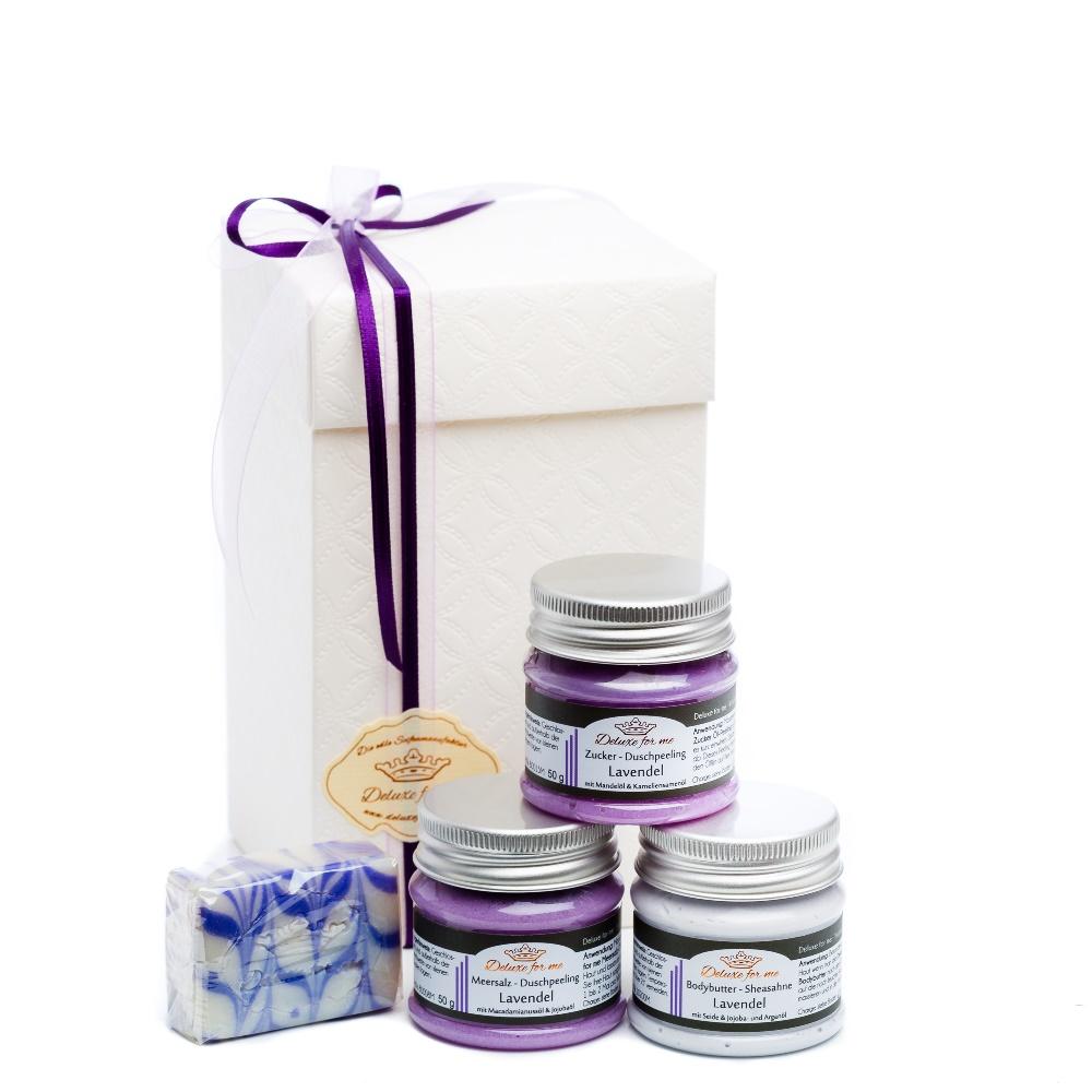 Reisepaket Lavendel