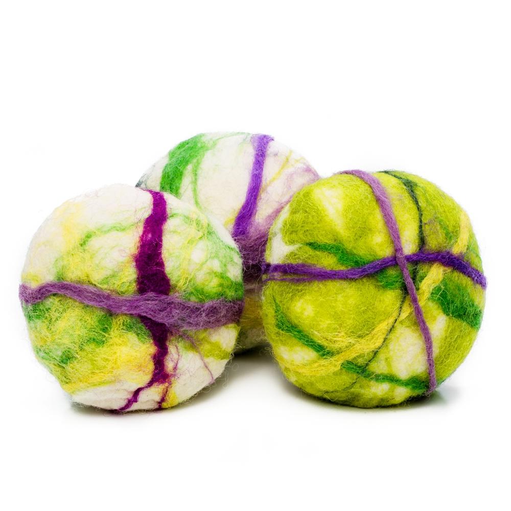 Filzseife Lavendel – Patchouli
