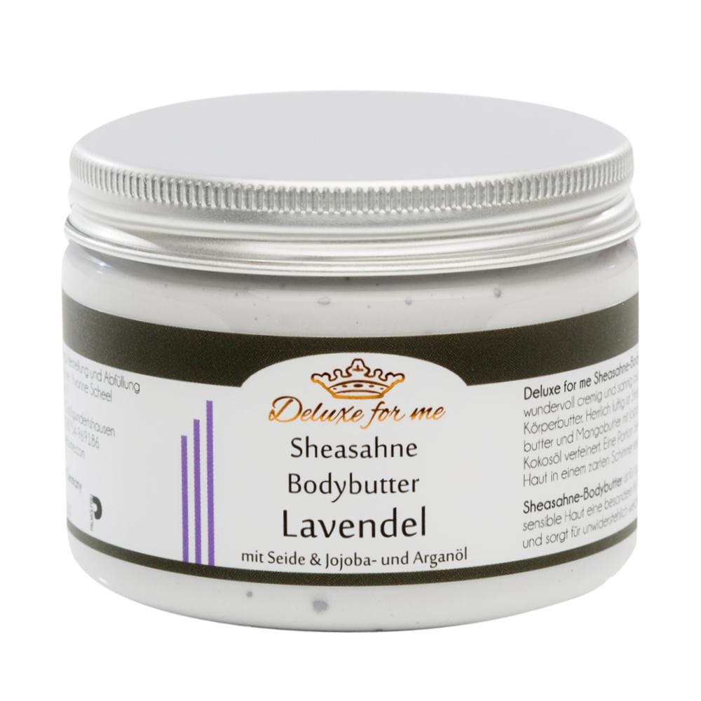 Bodybutter-Sheasahne Lavendel
